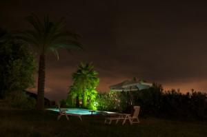 Swimming Pool at night 3