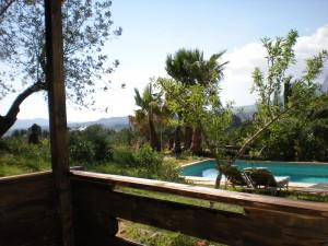 India cabin pool