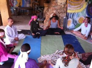 Yoga life bliss program level 2, NSP retreat 2013