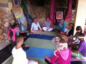 Yoga life bliss program level 2, NSP retreat 2013 (Chandini Yoga)