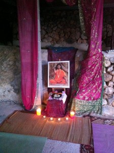 spirituality and meditation at Casa del Paso, Bolulla, Algar Waterfalls,El Castell de Guadalest, Altea, Benidorm, Costa Blanca, Spain